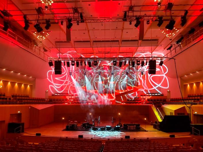 Referenzen - Konzerthalle Bamberg