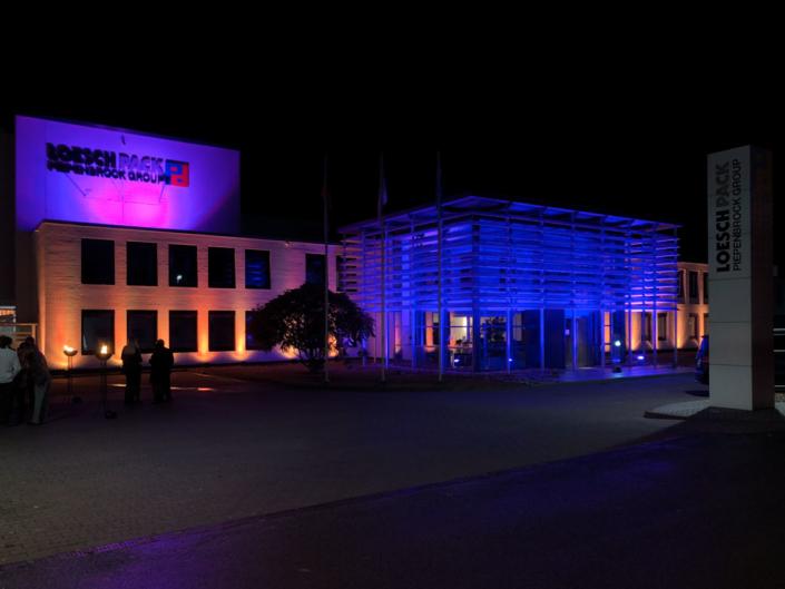 Referenzen - Loesch Pack, Beleuchtung