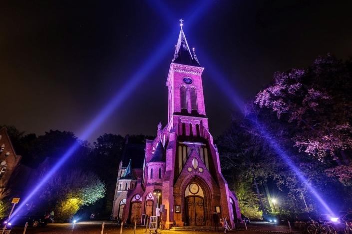 Referenzen - Illumination Kirche