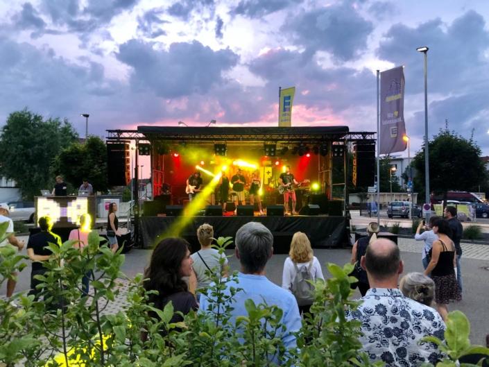 Referenzen - Edeka Sommerfest